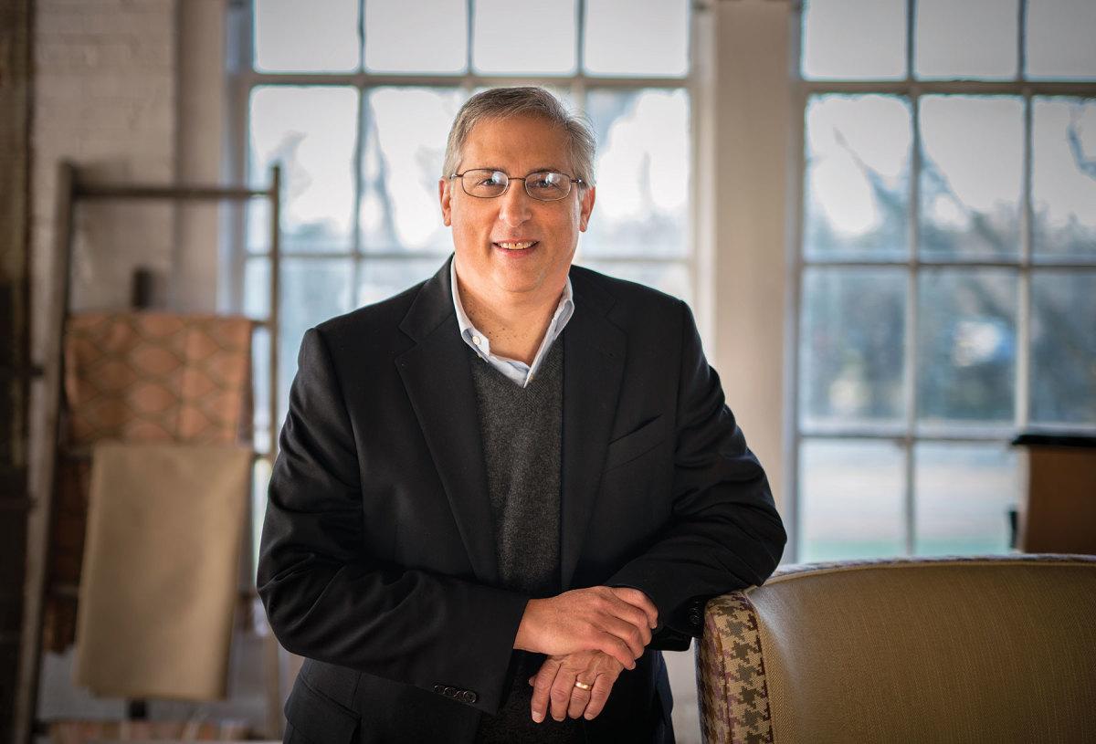 David Swers is president of Sunbrella  parent Glen Raven Custom Fabrics.