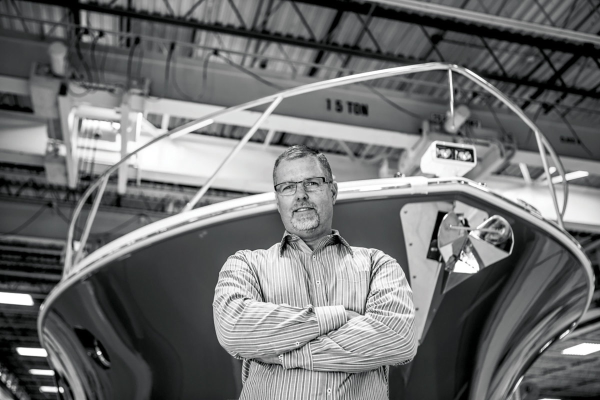 Tom Slikkers has been at the helm as CEO and president since 2012.