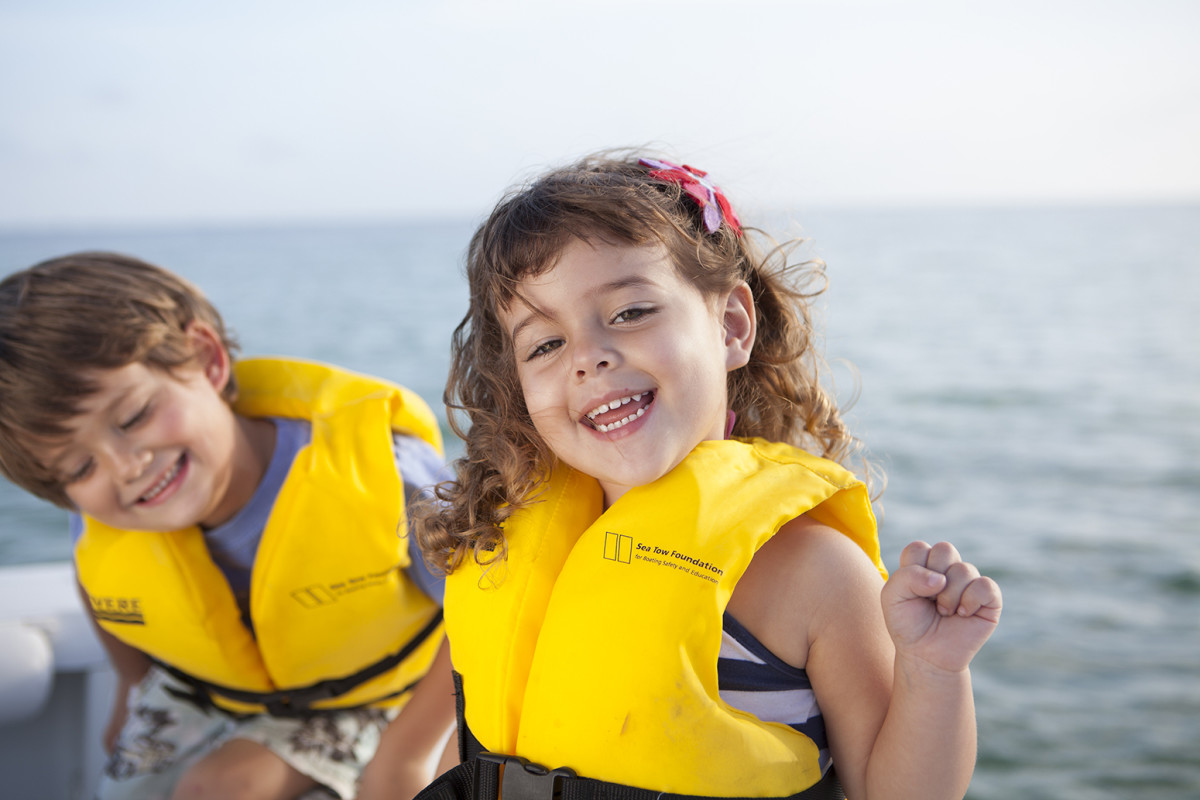 2_Sea Tow Foundation_Life Jacket Kids