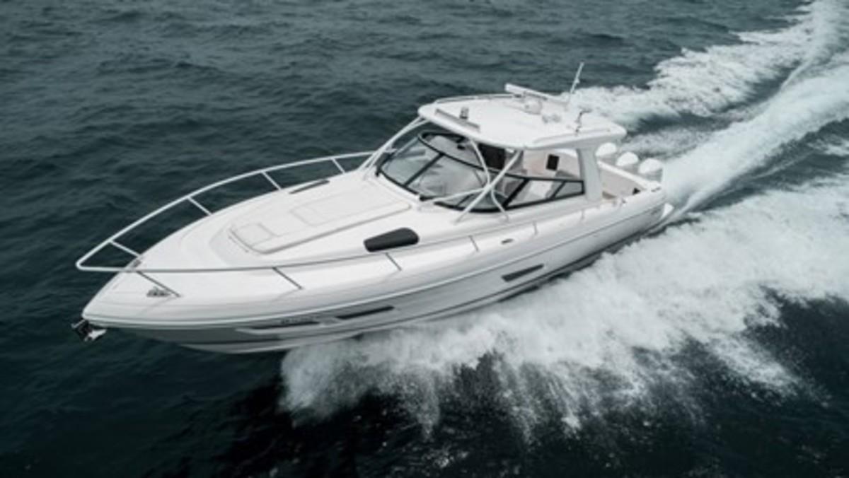 Intrepid boat