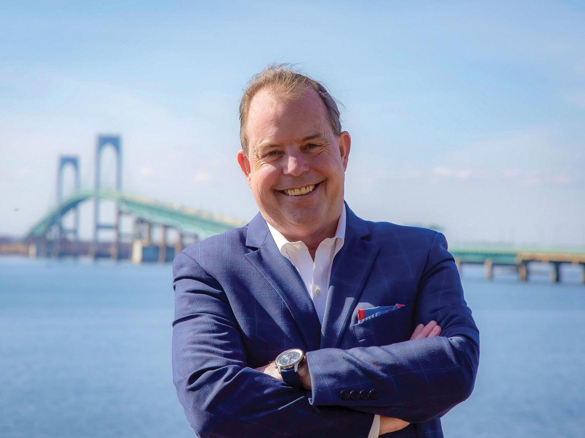 Siren Marine CEO Jeffrey Poole.