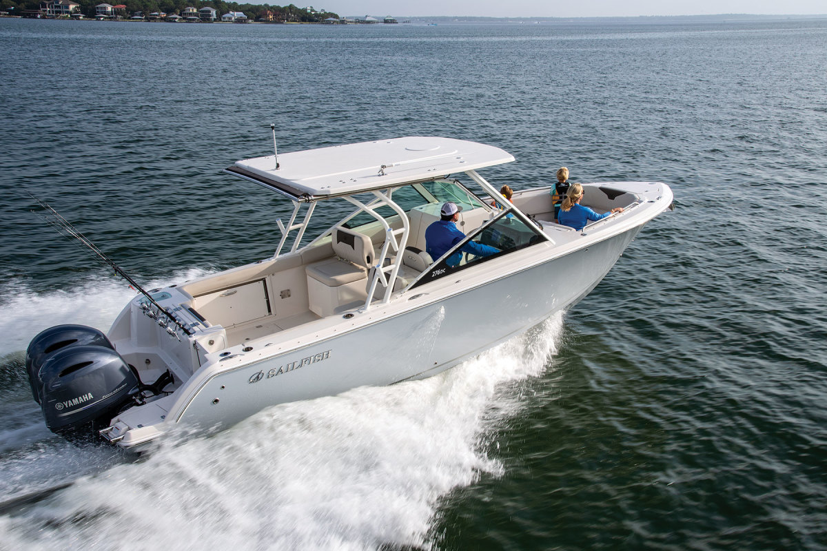 """Sailfish Boats and other manufacturers are """"trading parts and pieces trying to help each other."""""""