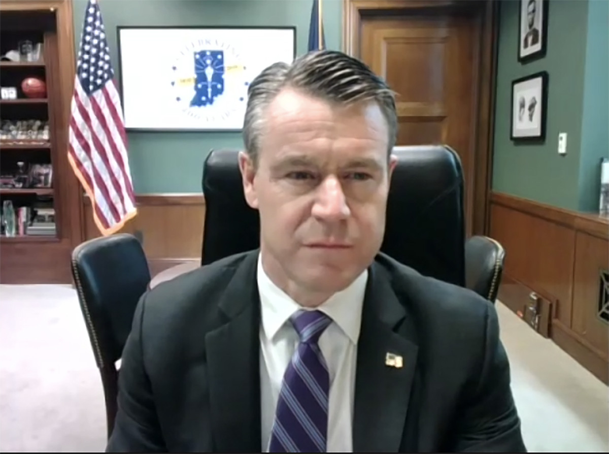 Sen. Todd Young