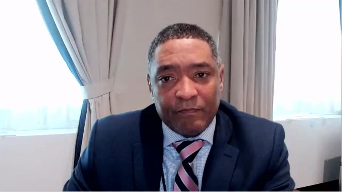 Senior Advisor to the President Cedric Richmond
