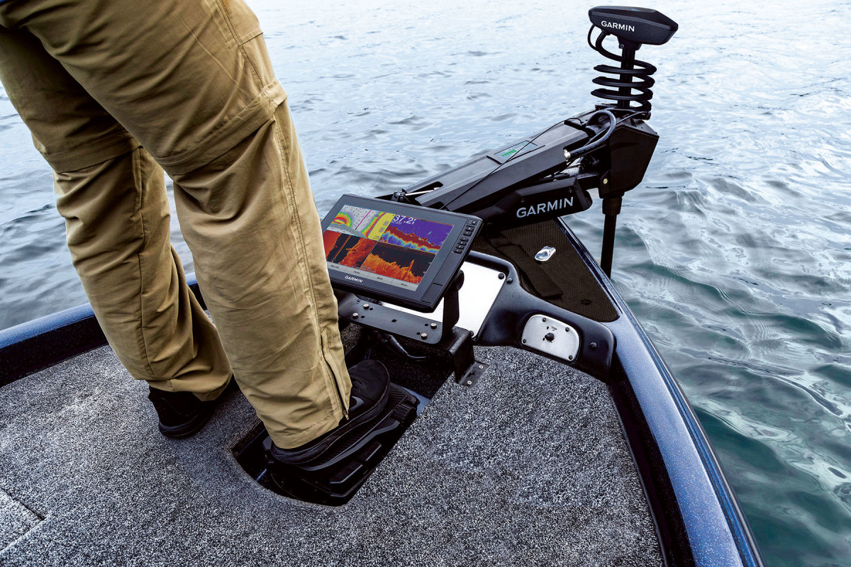Lowrance and Garmin are relative newcomers to the trolling-motor space, entering the market just two years ago.