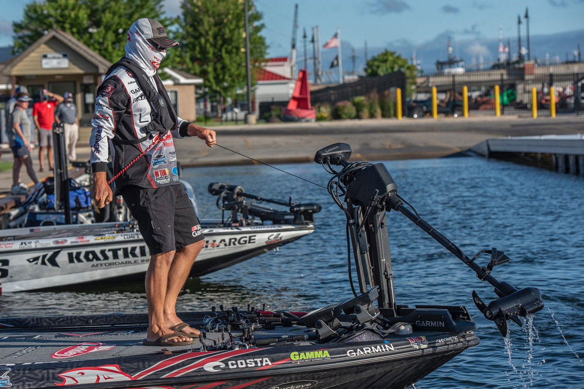 Trolling motors are a vital tool for professional freshwater anglers, though saltwater use is on the rise.