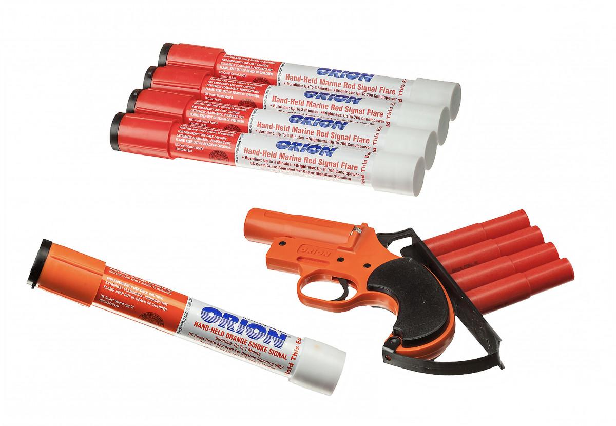 Orion Safety Kit
