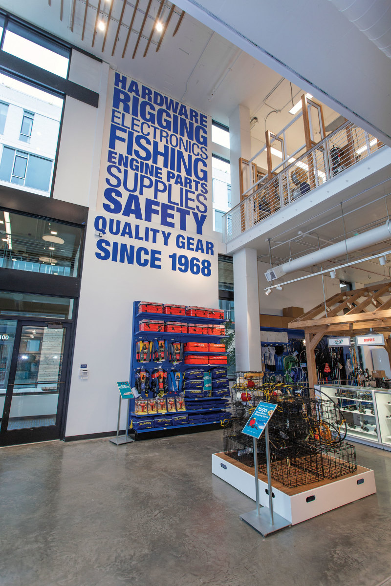 The company's strategy oftransforming retail stores into robust product centerswill continue.