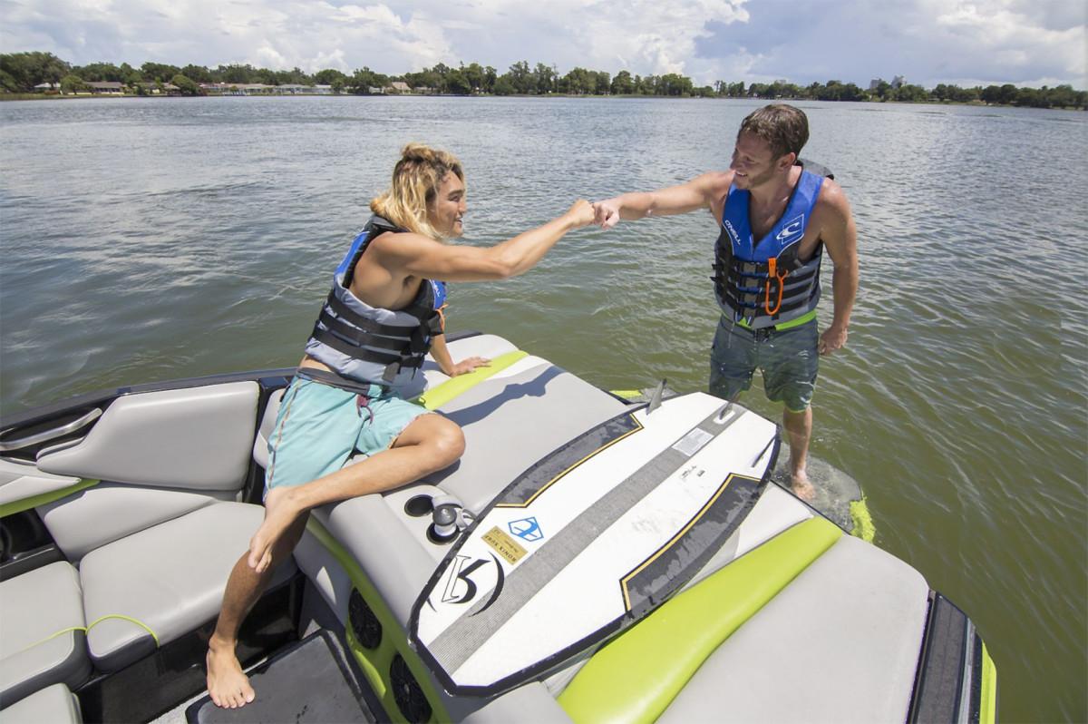 2_Water Sports Foundation_Boating Fun