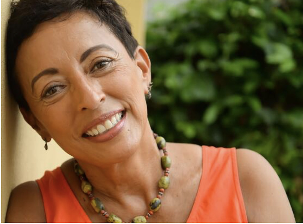 Speaker Alicia M. Rodriguez is a storyteller, inspirational writer and catalyst for personal growth.