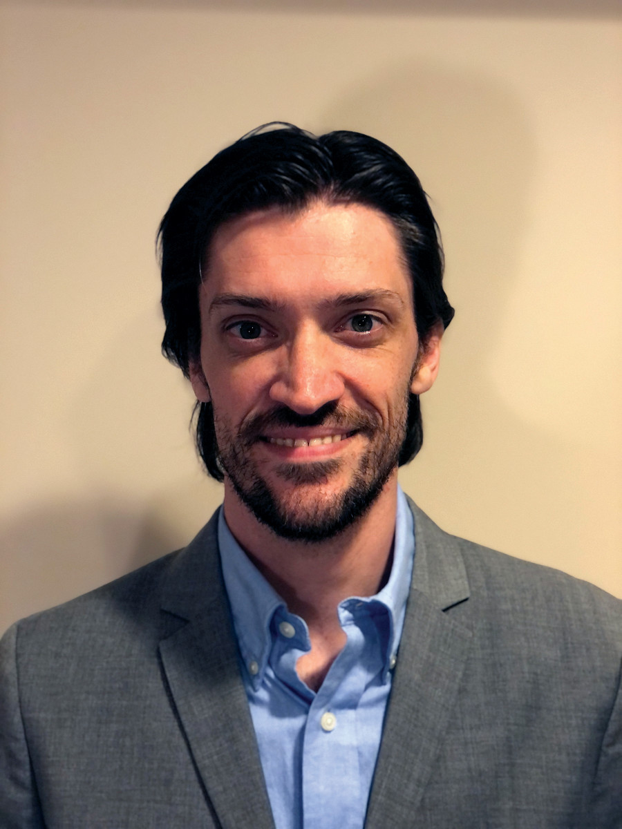 Justin Roem, managing member of GA Communications LLC, which distributes Glomex products to the Americas as Glomex Americas
