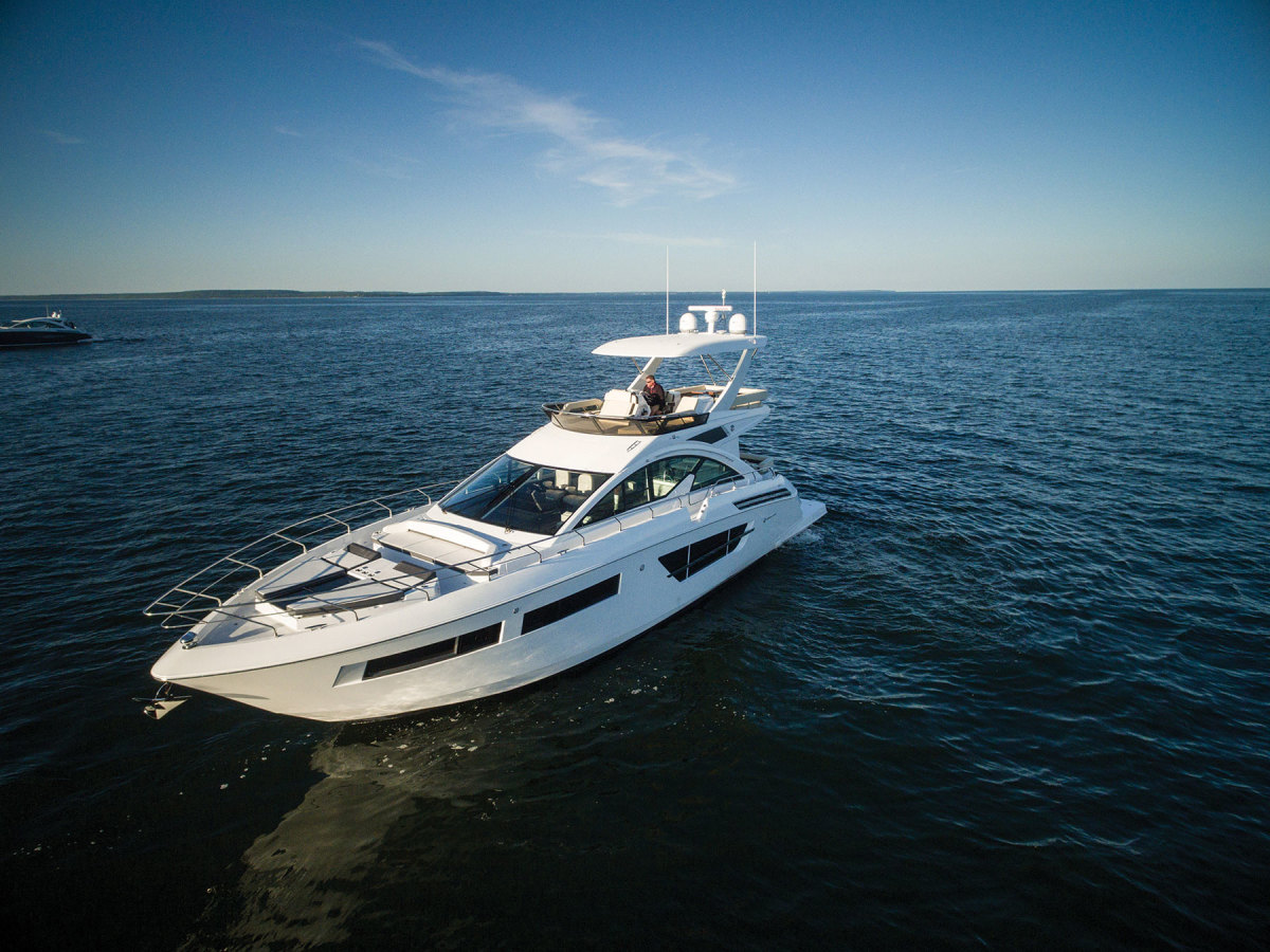 The acquisition of Cruisers Yachts gives MarineMax U.S.-built sport and flybridge offerings that fill the void created when Sea Ray left the segment in 2018.