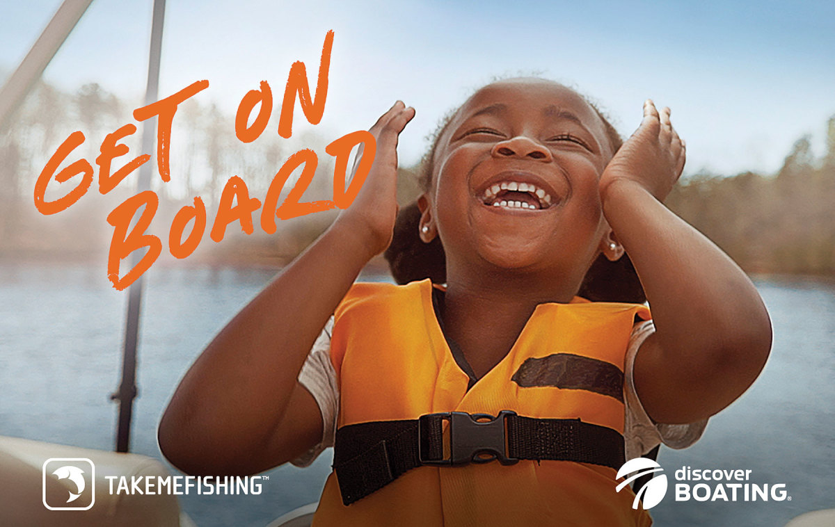 Discover Boating is designed to inspire and ignite interest, turning boat shoppers