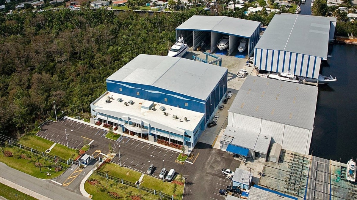 OneWater acquired Roscioli Yachting Center in December 2020.