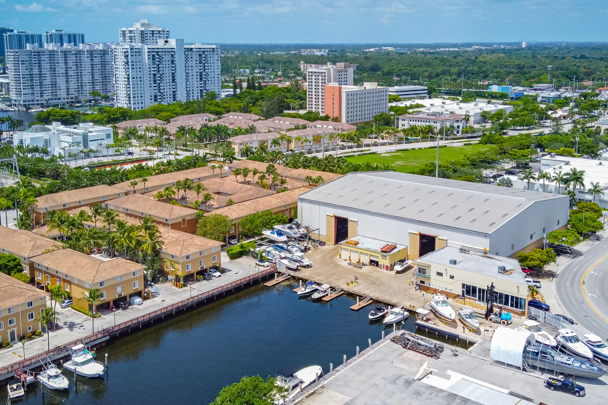 Marine Connection is hosting a grand opening July 10 for the new waterfront location in Aventura, Fla.