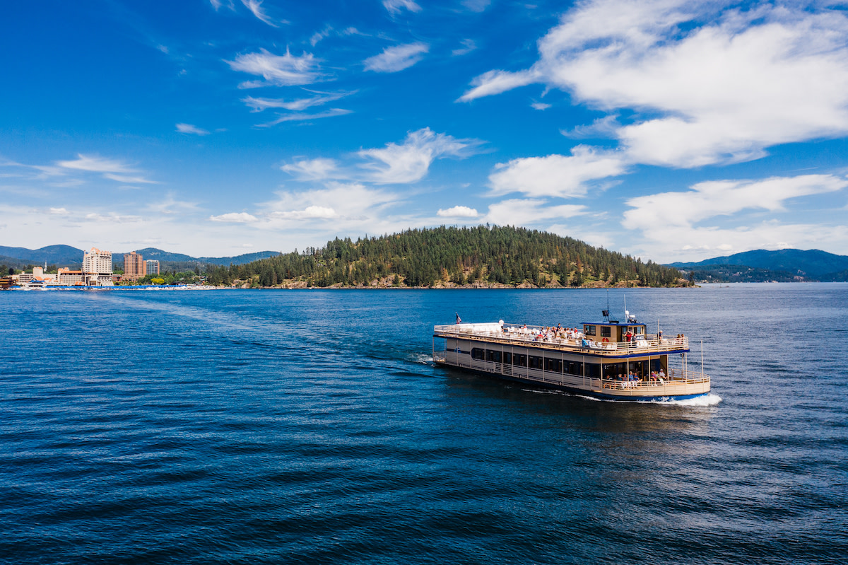 Tour Boat Captain