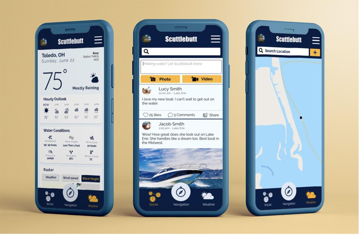 Scuttlebutt App