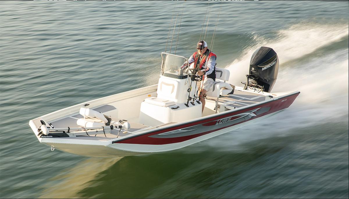 1_Lowe Boat
