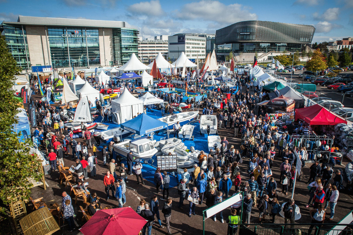 With boating more popular than ever in the U.K., organizers are expecting an uptick in visitors to the Southampton show.