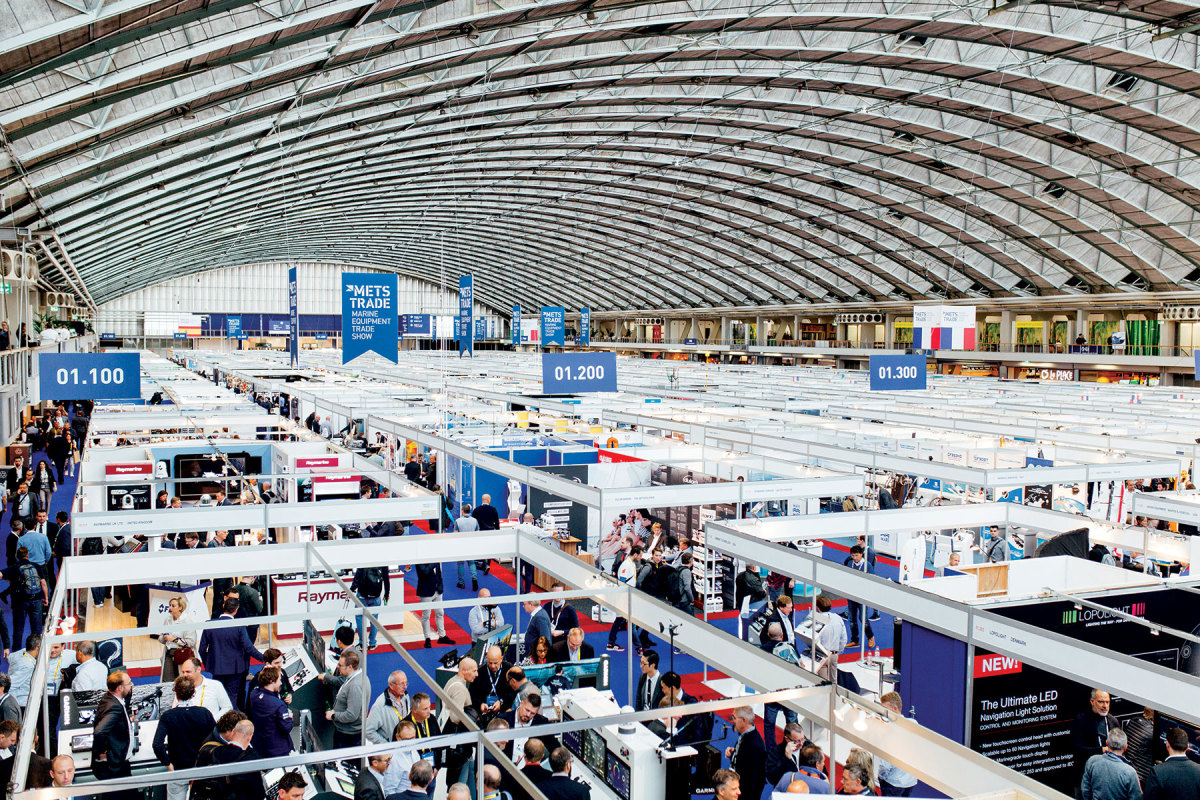 Response to this year's Metstrade has been remarkable: At the time of this writing, more than 1,300 companies had signed on to exhibit.