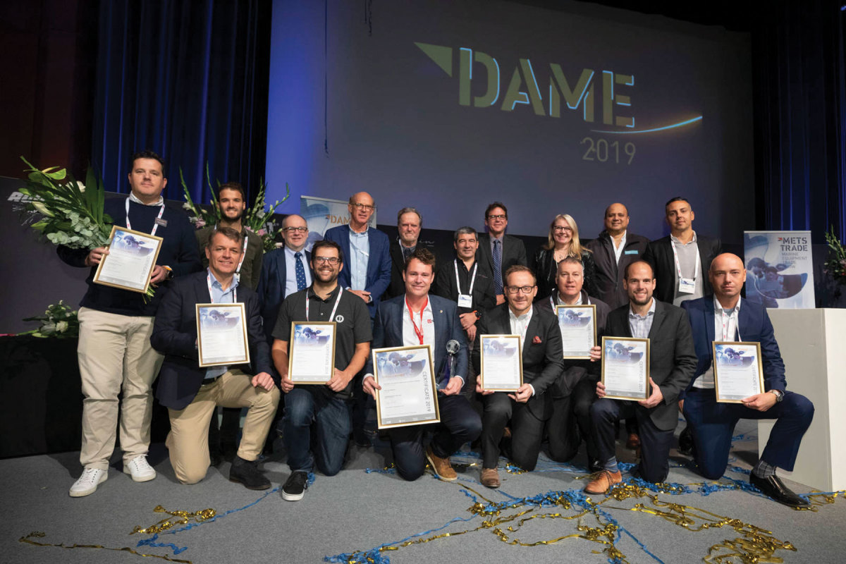 This year's DAME Awards will have an additional segment that focuses on sustainability.