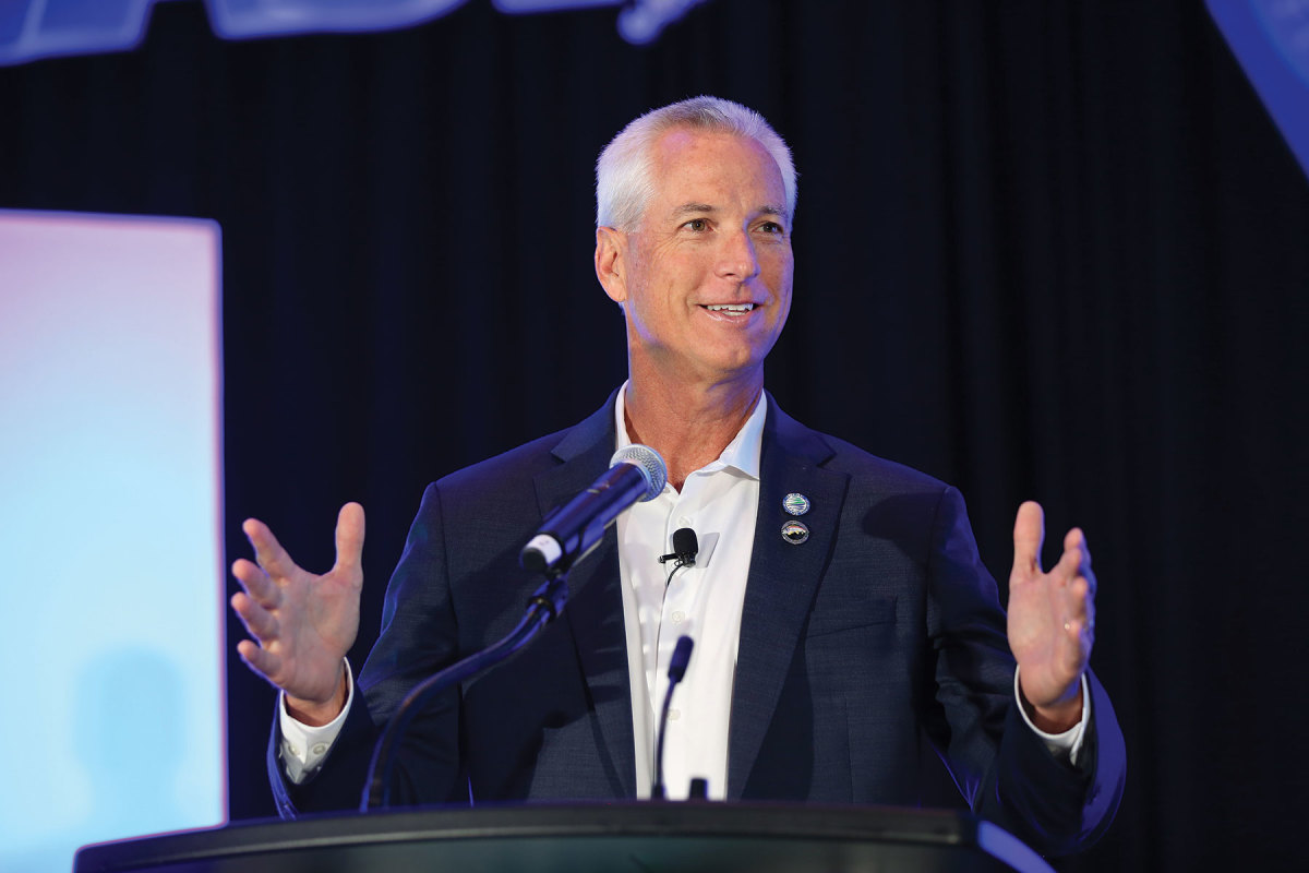 American Sportfishing Association  presidentGlenn  Hughes.