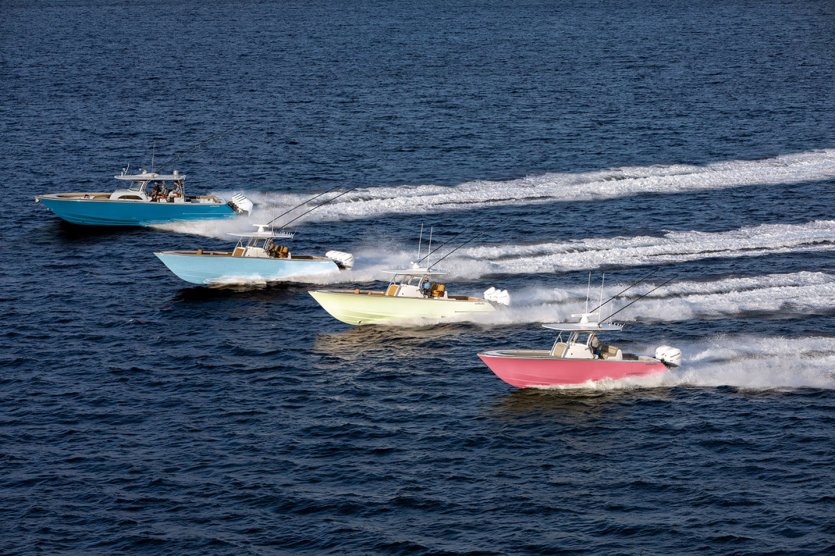 PW Marine will offer the entire Valhalla fleet, as well as Viking models.