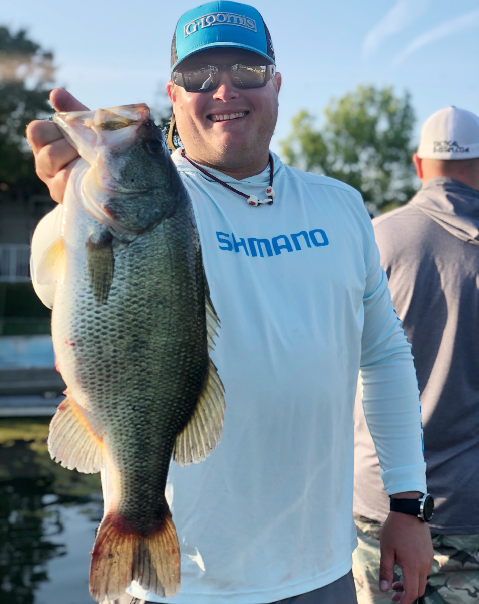Shimano Ethan_ Cox_Freshwater Sales Manager