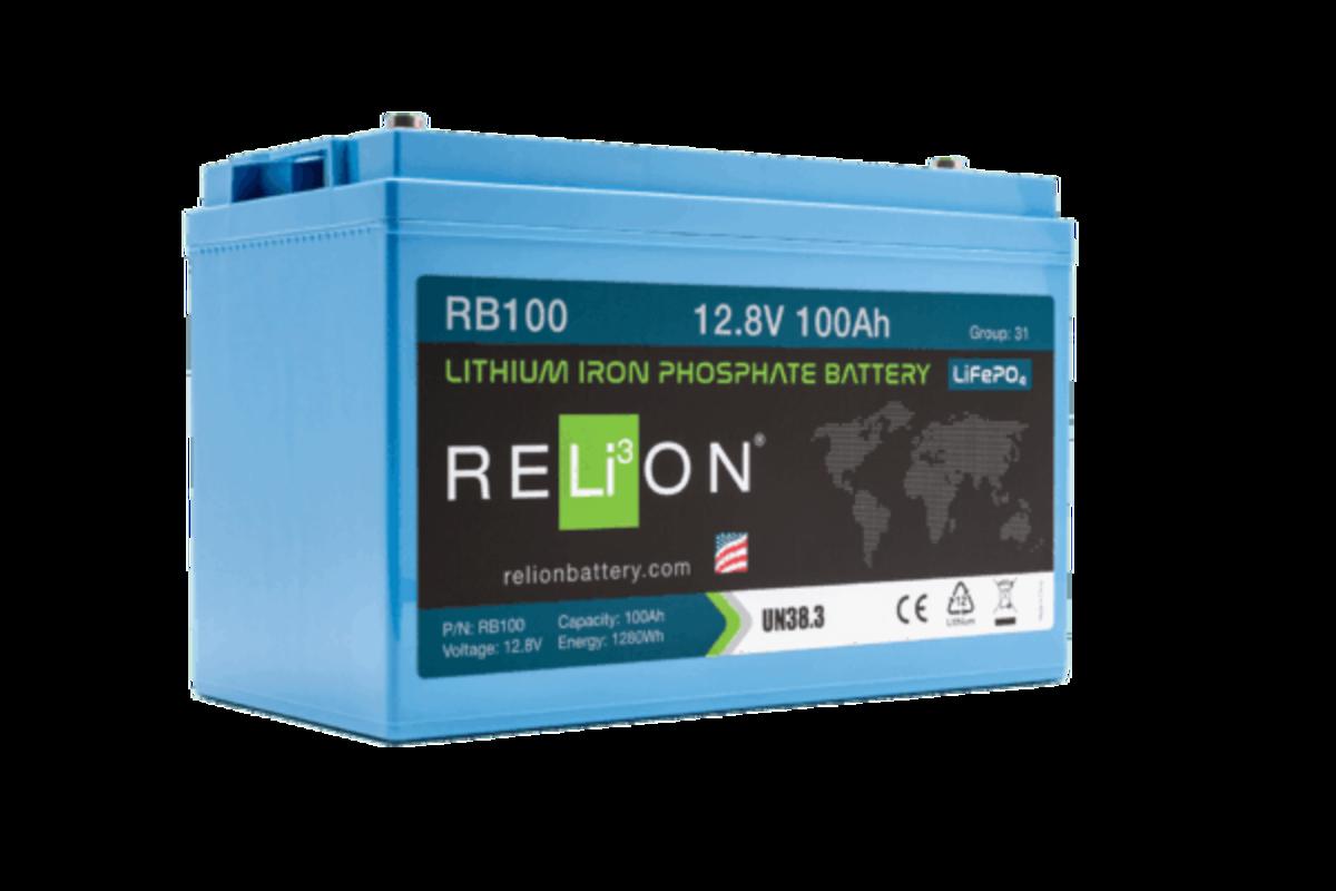1_Brunswick_RElionRB100-lithium-battery
