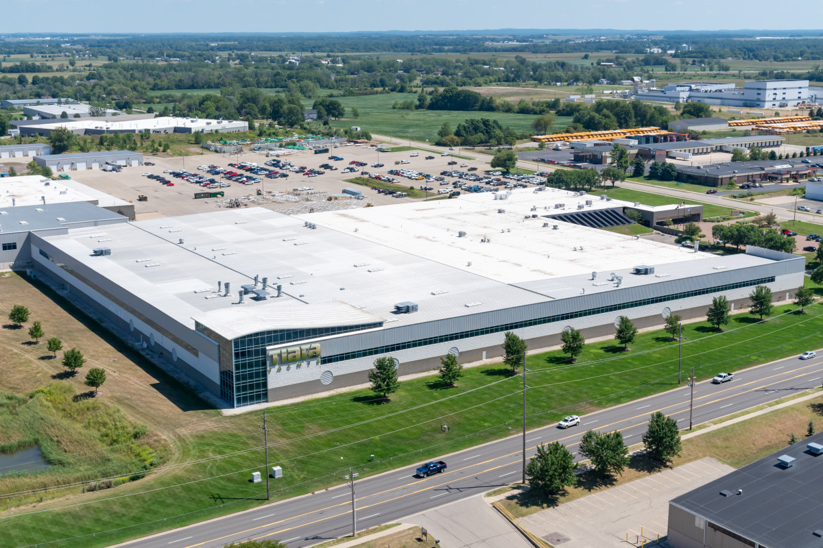 Tiara's employs more than 600 people at its 800,000-square-foot manufacturing facility in Holland, Mich.
