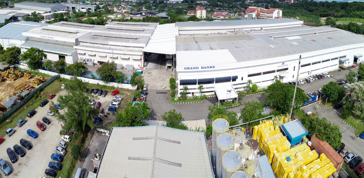 Last year, GB Marine Group consolidated production facilities to its Malaysia plant.